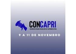 CONCAPRI CONGRESSO ON LINE BRASILEIRO DE CAPRINOCULTURA 09 a 11/11/2020