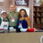 LATICÍNIOS SANTA CECÍLIA NA SEMANA INTERNACIONAL DO CAFÉ 2015
